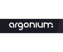 Strony produktowe Argonium